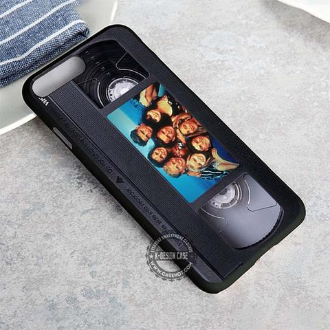 Vintage Beverly Hills 90210 Hipster 90's - iPhone X 8  7 6s SE Cases & Covers #iPhoneX