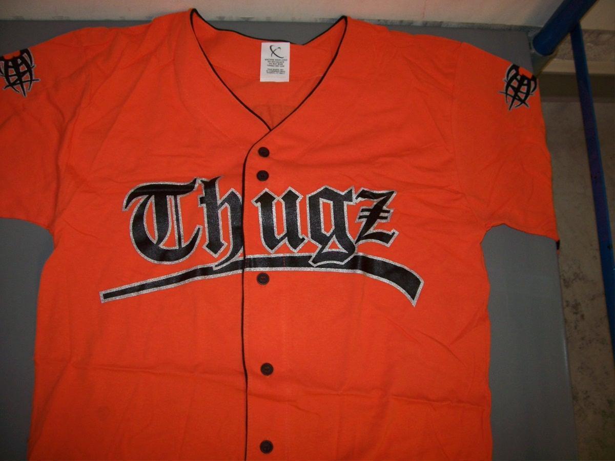 Tazz WWF WWE Vintage Baseball Jersey Brand New | eBay