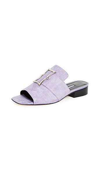 Dorateymur lilac shoes