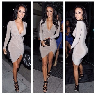 dress draya michele grey grey dress nude nude dress long sleeves long sleeve dress cross over dress bodycon bodycon dress party dress sexy party dresses sexy sexy dress party outfits sexy outfit summer dress summer outfits spring dress spring outfits fall dress classy dress elegant dress cocktail dress cute dress girly dress date outfit birthday dress clubwear club dress graduation dress homecoming homecoming dress wedding clotehs wedding clothes wedding guest engagement party dress prom prom dress short prom dress grey prom dress celebrity sytle