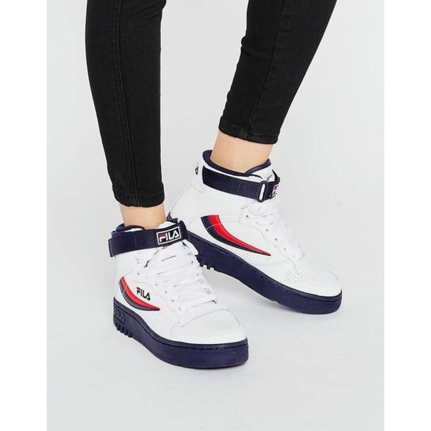 shoes fila sneakers