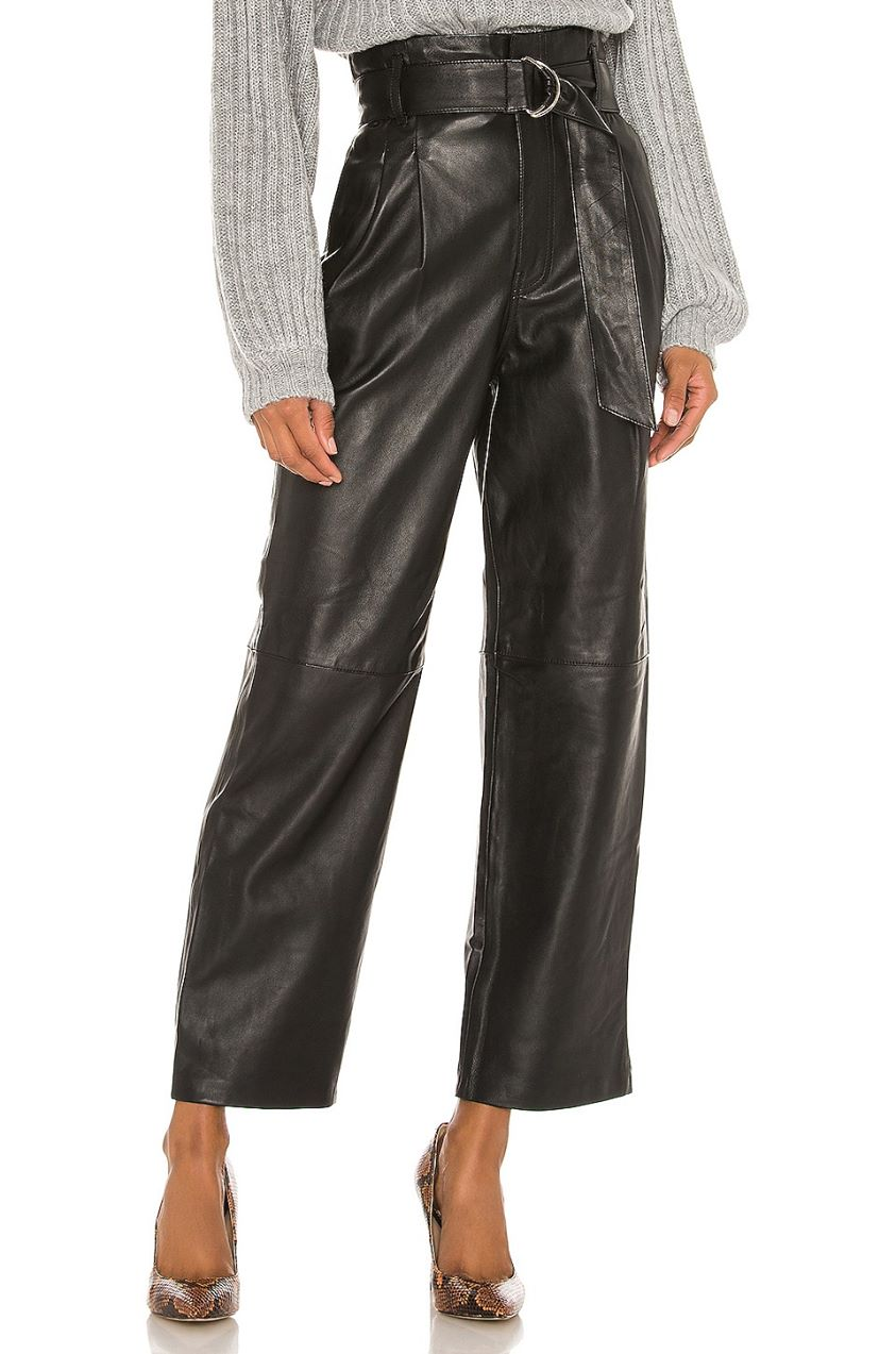 Sebastienne Leather Pants