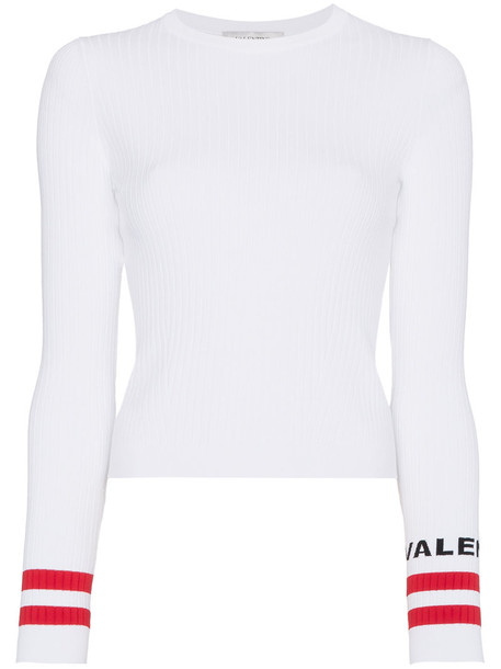 Valentino top women white