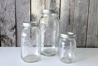mason jars glass mason jar home decor home accessory mothers day gift idea beach house