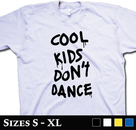 Cool Kids Don'T Dance Zayn Malik One Direction 1D T Shirt s M L XL House Techno | eBay