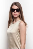 MIRRORED LENSES SUNGLASSES of  on Miopo - Design sustainable fashion for women: shoes and garments ready to wear