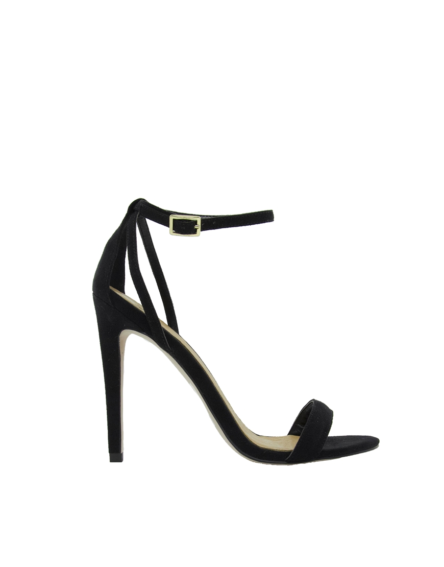 ASOS HAMPSTEAD Heeled Sandals at asos.com