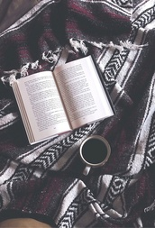 jewels,blanket,tribal blanket,tribal pattern,indie,dress,comfy,coffee,book,home accessory