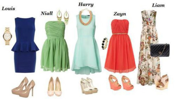 dress one direction