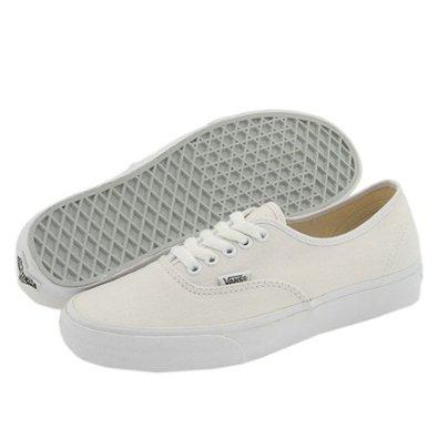 Amazon.com: vans classic authentic white mens trainers size 10.5 us: shoes