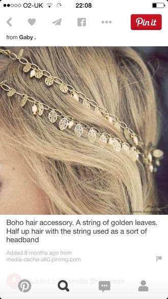 hair accessory hair accesory chain head chains boho prom hipster wedding wedding hairstyles