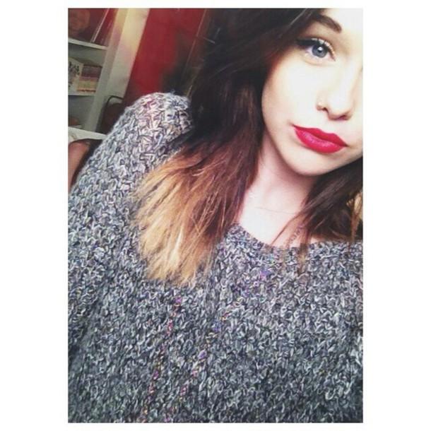 sweater acacia brinley