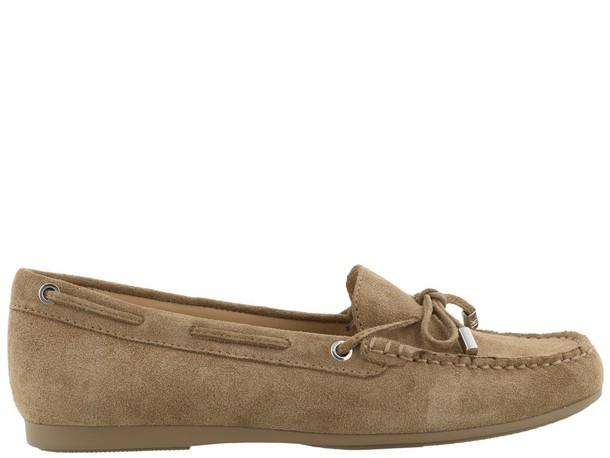 Michael Kors loafers khaki shoes