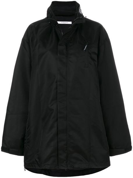 Givenchy jacket oversized jacket oversized women black