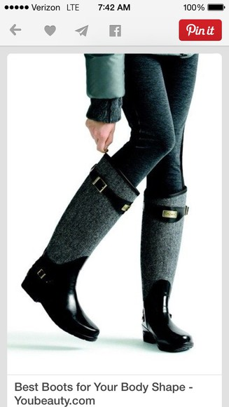 winter outfits winter swag boots FALL FASHION winterwear winter boots hunter grey boots back boots hunter boots hunter rain boots rainboots winter/autumn