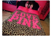 home accessory,pink by victorias secret,bedding