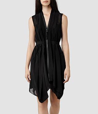 AllSaints Lewis Dress | Womens Dresses
