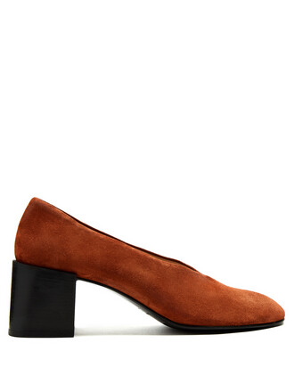 heel pumps dark dark red red shoes
