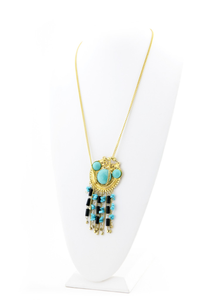 DESERT RIDE NECKLACE | Haute & Rebellious