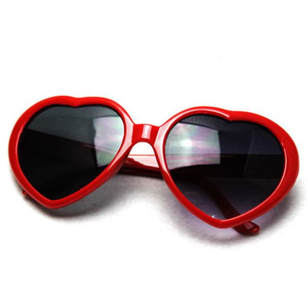 jewels fashion sunglasses heart sunglasses