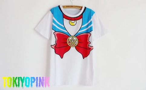 Sailor Moon on Storenvy