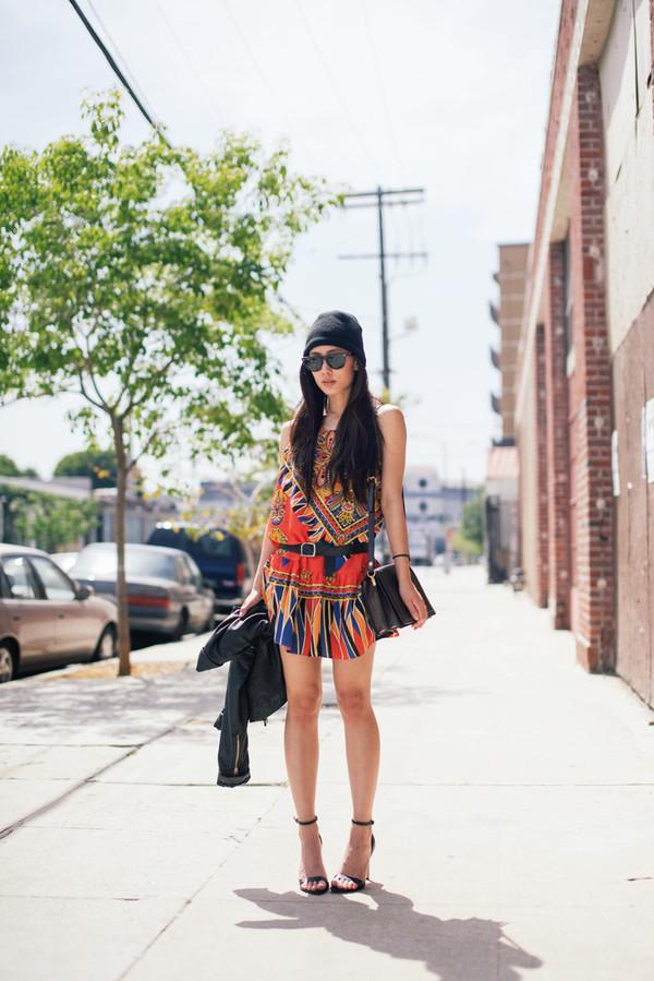 d3534667a8f neon blush dress jeans jacket hat bag shoes.