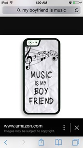 phone cover,music