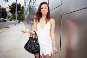 fashion toast bag shoes tank top shorts sweater