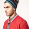 Asos | asos aztec bobble beanie at asos