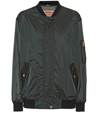 jacket bomber jacket green
