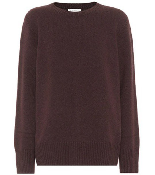 sweater wool brown