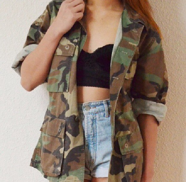 Military Style Winter Jackets Style Winter Jacket Fall