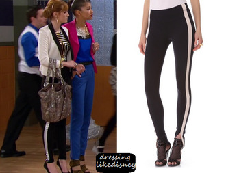 bella thorne shake it up disney leggins black sexy legs leggings awesome!
