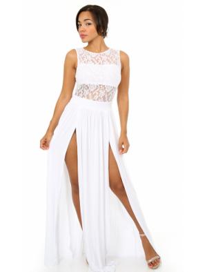 Dresses : lace for brunch