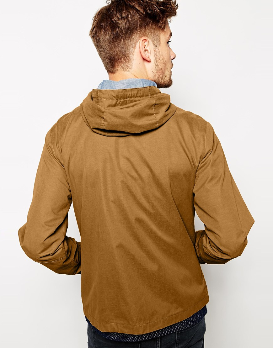 ASOS Hooded Jacket at asos.com