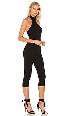 LPA Jumpsuit 377 in Black from Revolve.com
