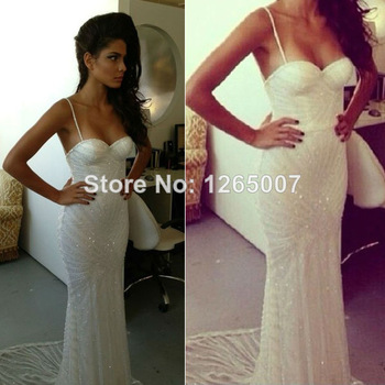Aliexpress.com : Buy Bateau Neck Cap Sleeves Backless Open Back Shiny Beaded Top Mini Short Party Dresses Gowns Lace from Reliable lace up wedding dress suppliers on SFBridal