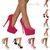 LADIES GLITTERY CONCEALED PLATFORM STILETTO EXTREME HIGH HEELS COURT SHOES 3-8 | eBay