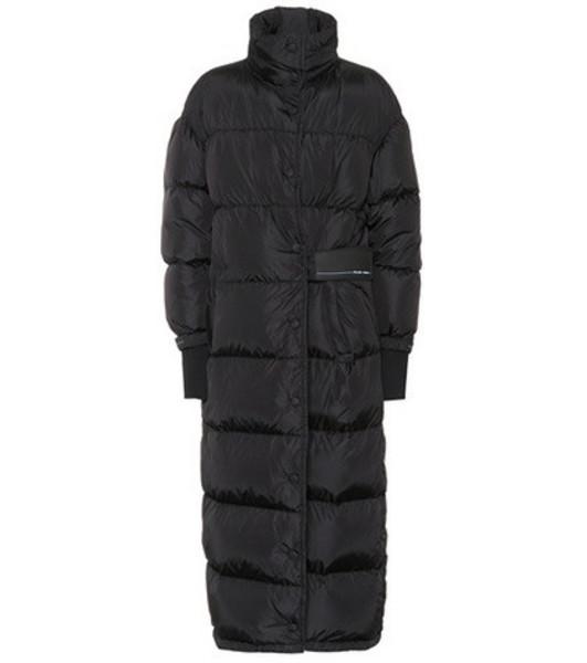 Prada Down coat in black