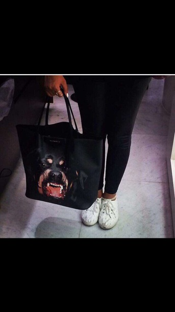 bag black givenchy bag