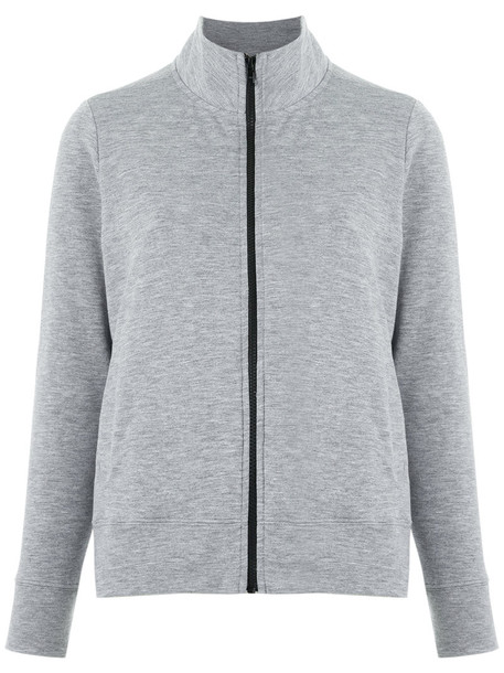 Olympiah jacket women spandex grey