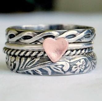 jewels ring sterling silver