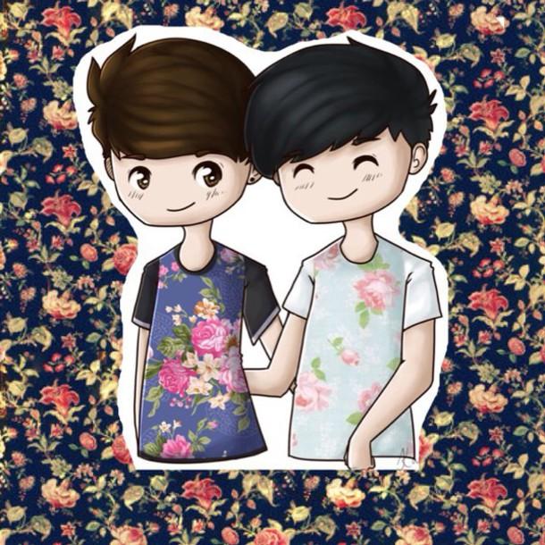 shirt floral shirt