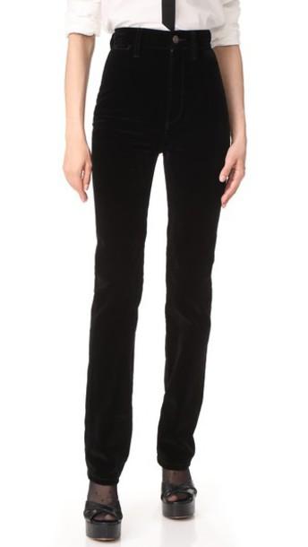 Marc Jacobs jeans high black