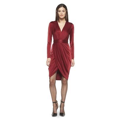 Altuzarra for Target Wrap Dress- Ruby Hill