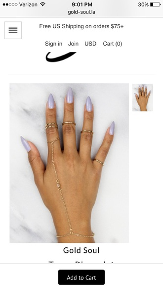 jewels ring ring sets ringcalet hand accessories bracelets