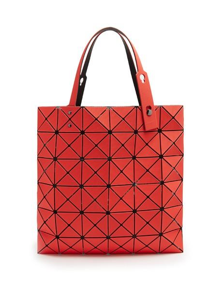 BAO BAO ISSEY MIYAKE red bag