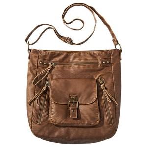 Mossimo Supply Co. Hobo Handbag - Brown : Target Mobile