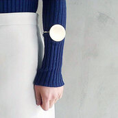 jewels,jewelry,bracelets,cuff bracelets,simple cuff,everyday jewelry,stackable cuff,cuff bracelet,gold bangle,open cuff,open bangle,large disc cuff,large circle cuff,large gold cuff,minimal cuff,sleek cuff,statement cuff