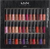 make-up,nyx,lipstick,matte,matte lipstick,christmas,chritmas presents,presents